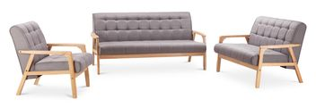 Dorete Sofa and Armchairs