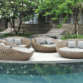 Outdoor Chairs Set