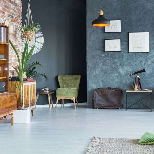 Living Room Grey