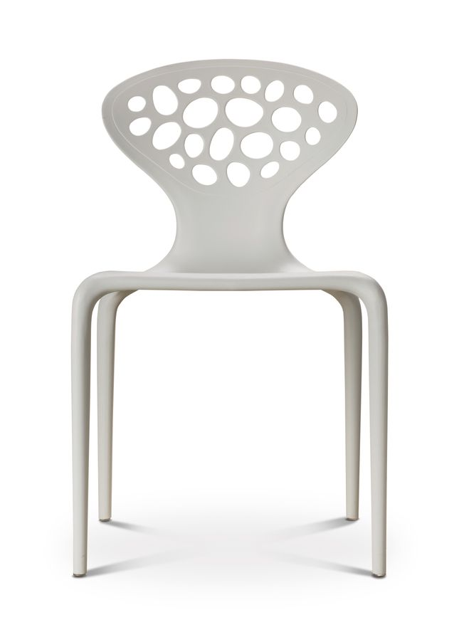 Lulu Chair White